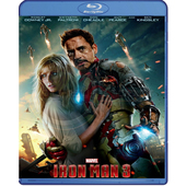 WALT DISNEY PICTURES Iron Man 3 (2013), Blu-Ray