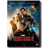 WALT DISNEY PICTURES Iron Man 3 (2013), DVD