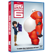 WALT DISNEY PICTURES BIG HERO 6 - DVD