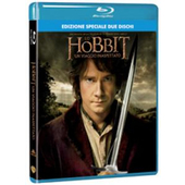 WARNER BROS Lo Hobbit - Un Viaggio Inaspettato (2 Blu-ray+copia Digitale)