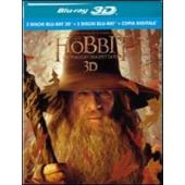WARNER BROS Lo Hobbit - Un Viaggio Inaspettato (2 Blu-ray 3d+2 Blu-ray + Copia Digitale)