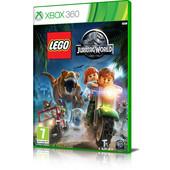 WARNER BROS Lego jurassic world - Xbox 360