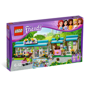 LEGO Friends Heartlake Vet 343pezzi