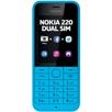 NOKIA 220 Dual SIM Cyan