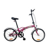 BEBIKES Be Easy Pink