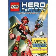 WARNER HOME VIDEO Lego - Hero Factory - La Fabbrica Degli Eroi