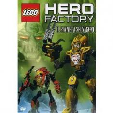 WARNER HOME VIDEO Lego - Hero Factory - Il Pianeta Selvaggio