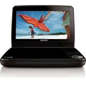PHILIPS Lettore DVD portatile PD9010