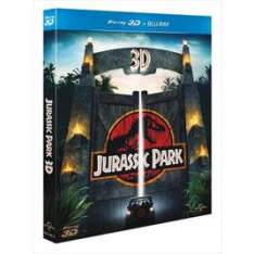 UNIVERSAL PICTURES Jurassic Park (3D) (Blu-Ray 3D+Blu-Ray)