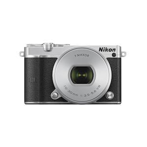 NIKON 1 J5 Kit 10-30 Silver