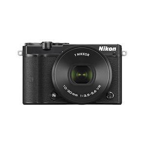 NIKON 1 J5 Kit 10-30 Black