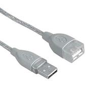 HAMA Extension Cable, USB A Plug - USB A Socket, 3.0 m