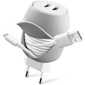 CELLULAR LINE USB CHARGER KIT ULTRA