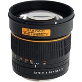 SAMYANG 85mm f/1.4 IF MC Aspherical