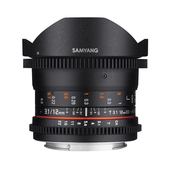 SAMYANG 12mm T3.1 VDSLR Nikon F