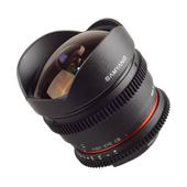 SAMYANG 8mm T3.8 VDSLR MC