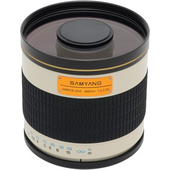 SAMYANG 500mm MC IF f/6.3 Mirror