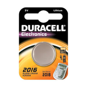 DURACELL 2016DS