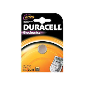 DURACELL 2025BL
