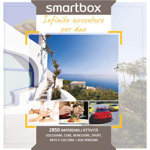 SMARTBOX Infinite Avventure per Due