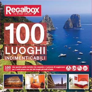 REGALBOX 100 Luoghi Indimenticabili 2015