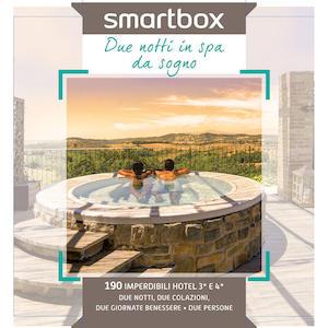 SMARTBOX 2 Notti in SPA da Sogno