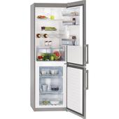 AEG S53420CTX2 Libera installazione Acciaio inossidabile 226L 92L A++ frigorifero con congelatore