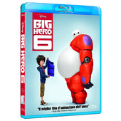 WALT DISNEY PICTURES BIG HERO 6 - Blu-ray