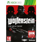 BETHESDA Wolfenstein: the new order - Xbox 360