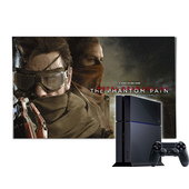 SONY PlayStation 4 C chassis + Metal Gear Solid V: the phantom pain