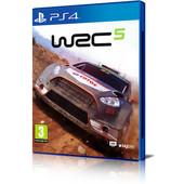 UBISOFT WRC 5 - PS4