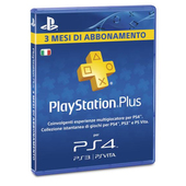 SONY PlayStation Plus PS4 Card: 90