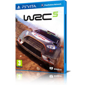 UBISOFT WRC 5 - PSVita