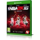 2K NBA 16 - Xbox One