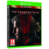 KONAMI Metal Gear Solid V: the phantom pain - Xbox One