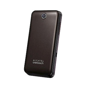 ALCATEL 2012D Dark Chocolate