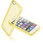 CELLULAR LINE CLEAR COLOR Giallo