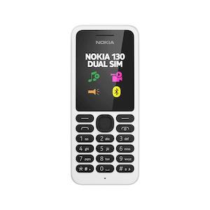 NOKIA 130 White