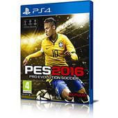 KONAMI Pro Evolution Soccer 2016 (PES 2016) - PS4