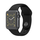 APPLE Watch Sport 38 mm Grey Black