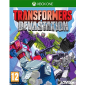 ACTIVISION Transformers: Devastation, Xbox One