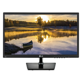 "LG 22M37A-B 21.5"" Black Full HD LED display"
