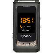 """NGM-MOBILE Facile Sempre 2.4"""" 90g Nero"""