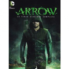 WARNER HOME VIDEO Arrow - Stagione 03 (5 Dvd)