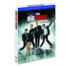 WARNER HOME VIDEO Big Bang Theory (The) - Stagione 04 (3 Dvd)