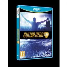 ACTIVISION-BLIZZARD Guitar Hero live Wii U