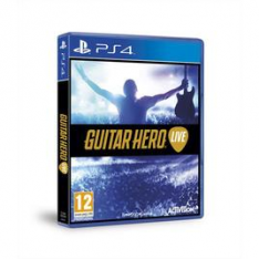 ACTIVISION-BLIZZARD Guitar Hero live Ps4