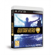 ACTIVISION-BLIZZARD Guitar Hero live Ps3
