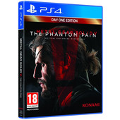 KONAMI Metal Gear Solid V: the phantom pain - Day One edition - PS4