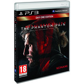 KONAMI Metal Gear Solid V: the phantom pain - Day One edition - PS3
